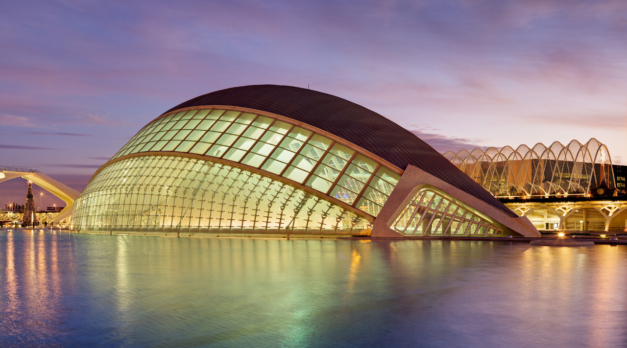 Valência, Cidade das Artes e Ciências
