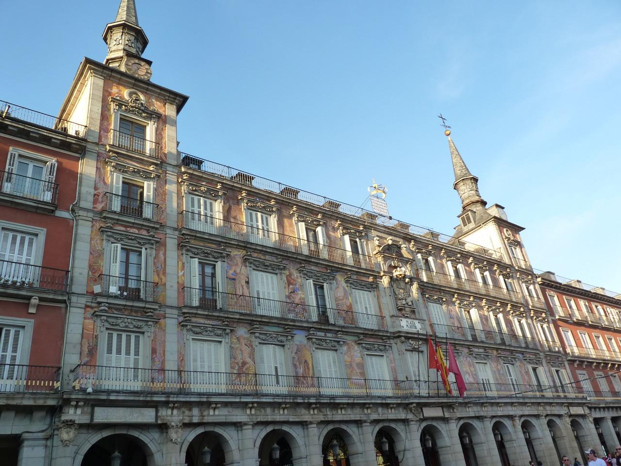 Romântica Madrid-Plaza Mayor (2).JPG