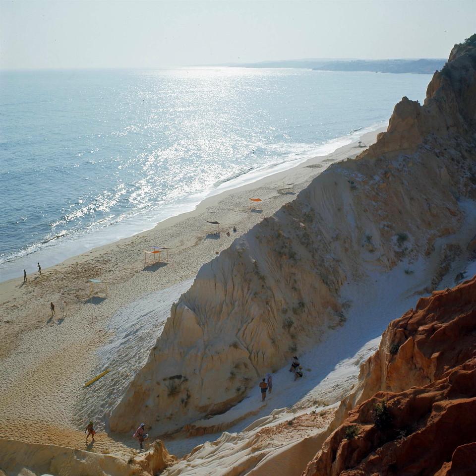 Praia da Falésia, Algarve (A Pastor, 198....)