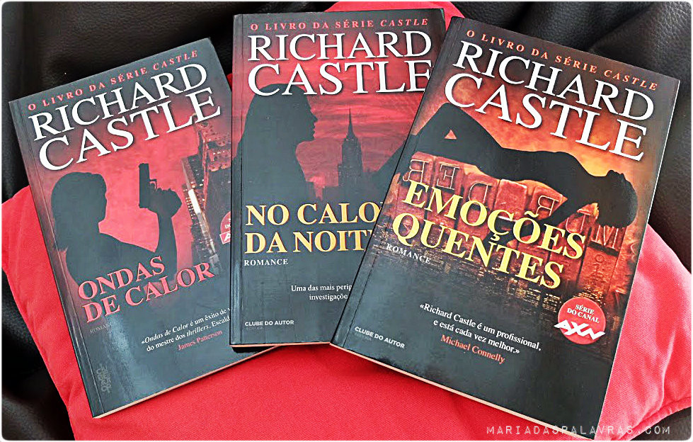 Livros Richard Castle