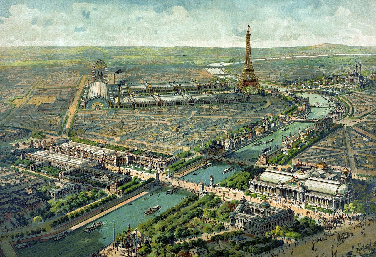 Torre Eiffel_Vue_panoramique_l'exposition_univ
