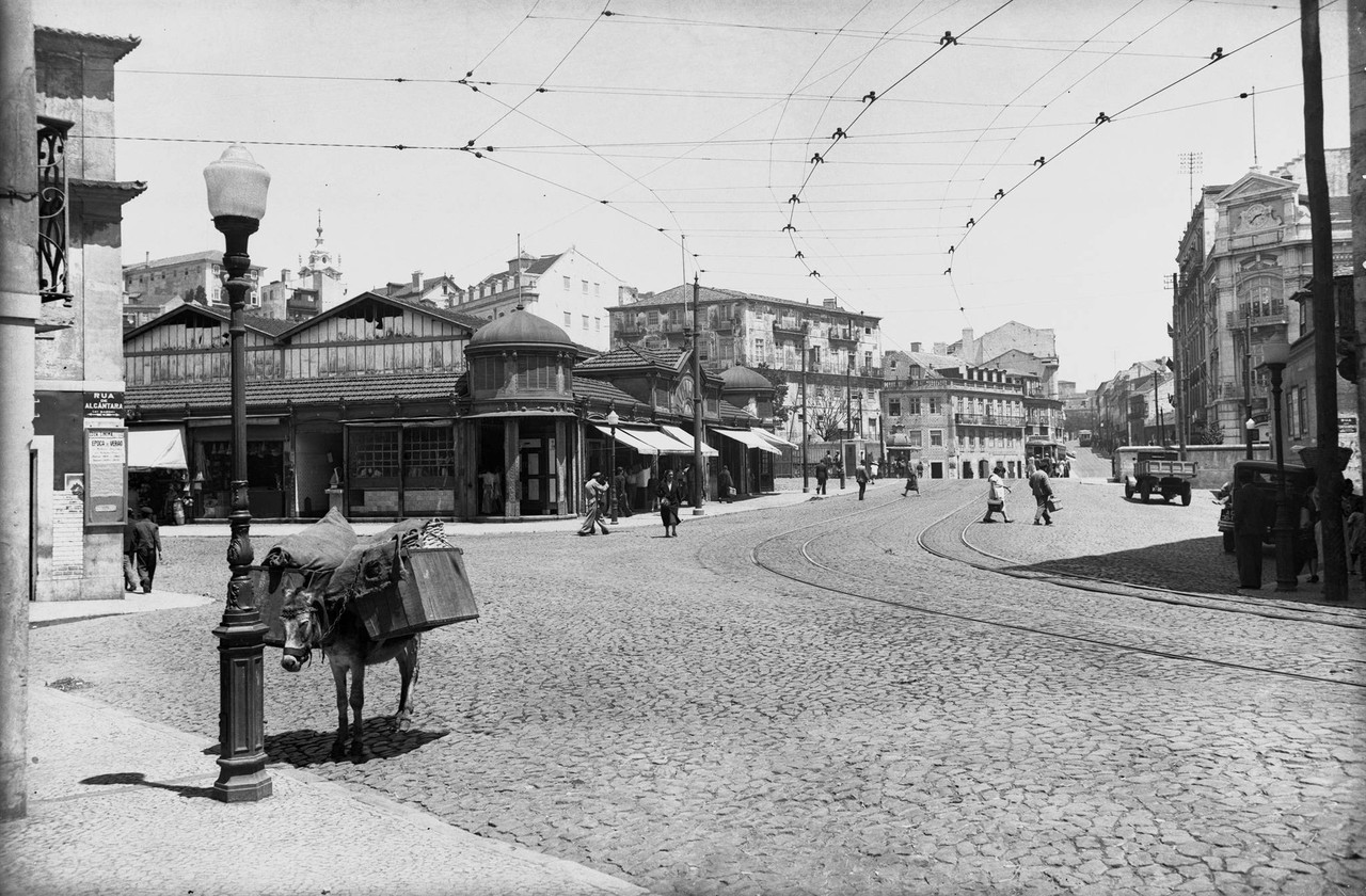 Mercado de Alcântara, 1940, eduardo.jpg