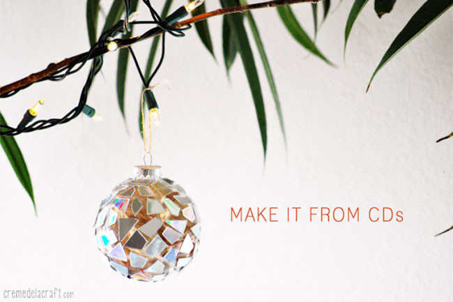 DIY-Project-Upcycle-Christmas-Tree-Holiday-Ornamen