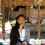 Aldeia no Norte da Tailândia