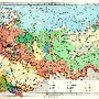 Mapa URSS étnico