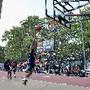 O basquetebol regressou às origens