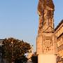 Nascer do sol Universidade Coimbra Largo D Dinis