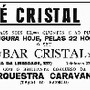 1941, Café Cristal