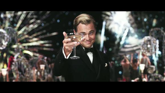 «O Grande Gatsby» (2013), de Baz Luhrmann