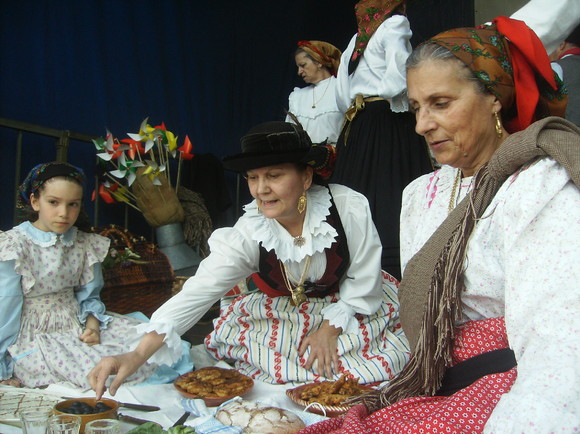 Folclore Senhora Rocha 124