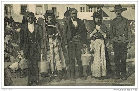 Leiria - Costumes