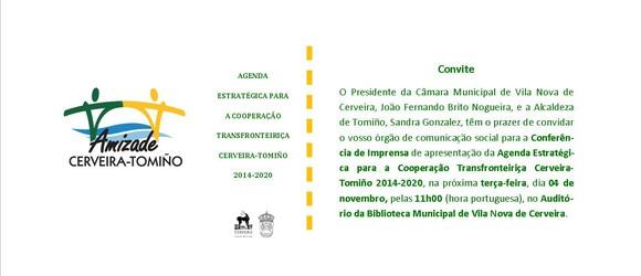 AMIZADE - CONFERENCIA DE IMRPENSA DE APRESENTAÇAO