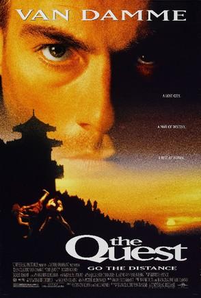 Van Damme: «Em Busca da Cidade Perdida» (1996)
