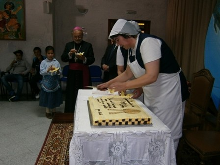 Visita pastoral Coura 93