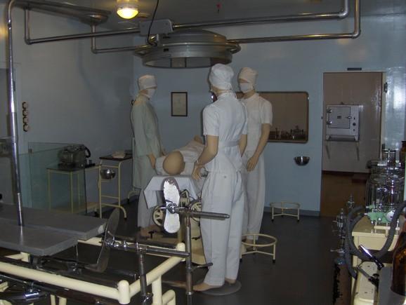 Sala operações - gileannes - após reabilitaçã