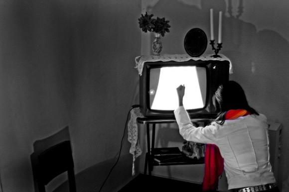 Deixa a televisão