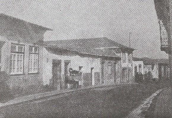 A Rua 1910