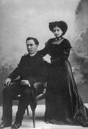 Antonio Machado, casamento.jpg