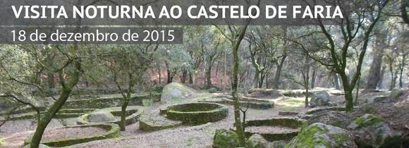 Visita ao Castelo de Faria