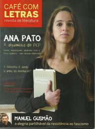 Ana Pato-café com letras