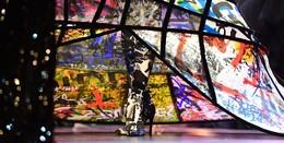 """""""The One Grand Show"""" em Berlim, Alemanha"""