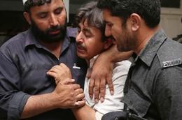 PAKISTAN BOMB BLAST PESHAWAR