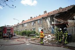 NETHERLANDS DORDRECHT HOUSE EXPLOSION