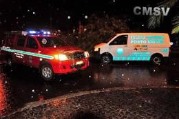 Protecção Civil em São Vicente