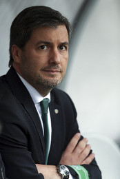 Bruno de Carvalho e as contas do Benfica