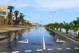 Avenida dos Hoteis, Santa Maria, Sal
