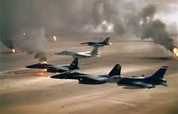 Guerra no koweit. 1991