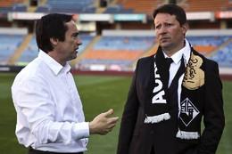 Paulo Sérgio foi o treinador escolhido por Simõe