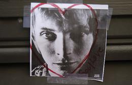 Homenagem David Bowie em Nova Iorque, EUA