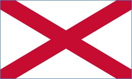 06 Bandeira de S. Patrício, Irlanda