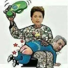 Dilma chinelando Aécio..jpg