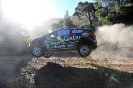 GREECE RALLY ACROPOLIS