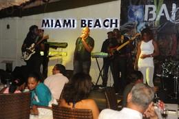 Daniel Nascimento no Miami Beach
