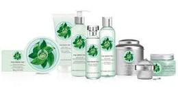 The Body Shop Green Tea linha completa.jpg