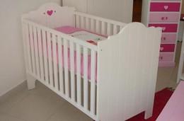 A decoração para o seu bebé