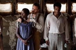 Lupita Nyong'o, Michael Fassbender & Chiwe