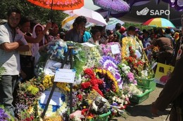 Cortejo fúnebre do corpo de D. Alberto Ricardo