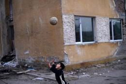 Refugiado Sírio em Harmanli, Turquia