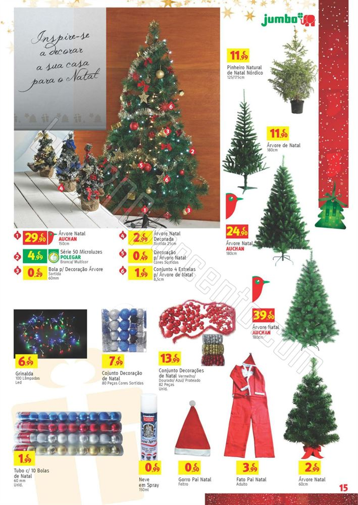 Novo Folheto JUMBO de 28 novembro a 10 dezembro p1