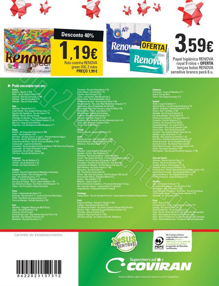 Novo Folheto COVIRAN Natal de 15 a 31 dezembro p20
