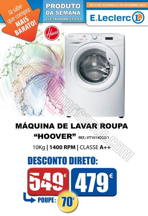 Promoções E-LECLERC Caldas de 27 outubro a 2 nov