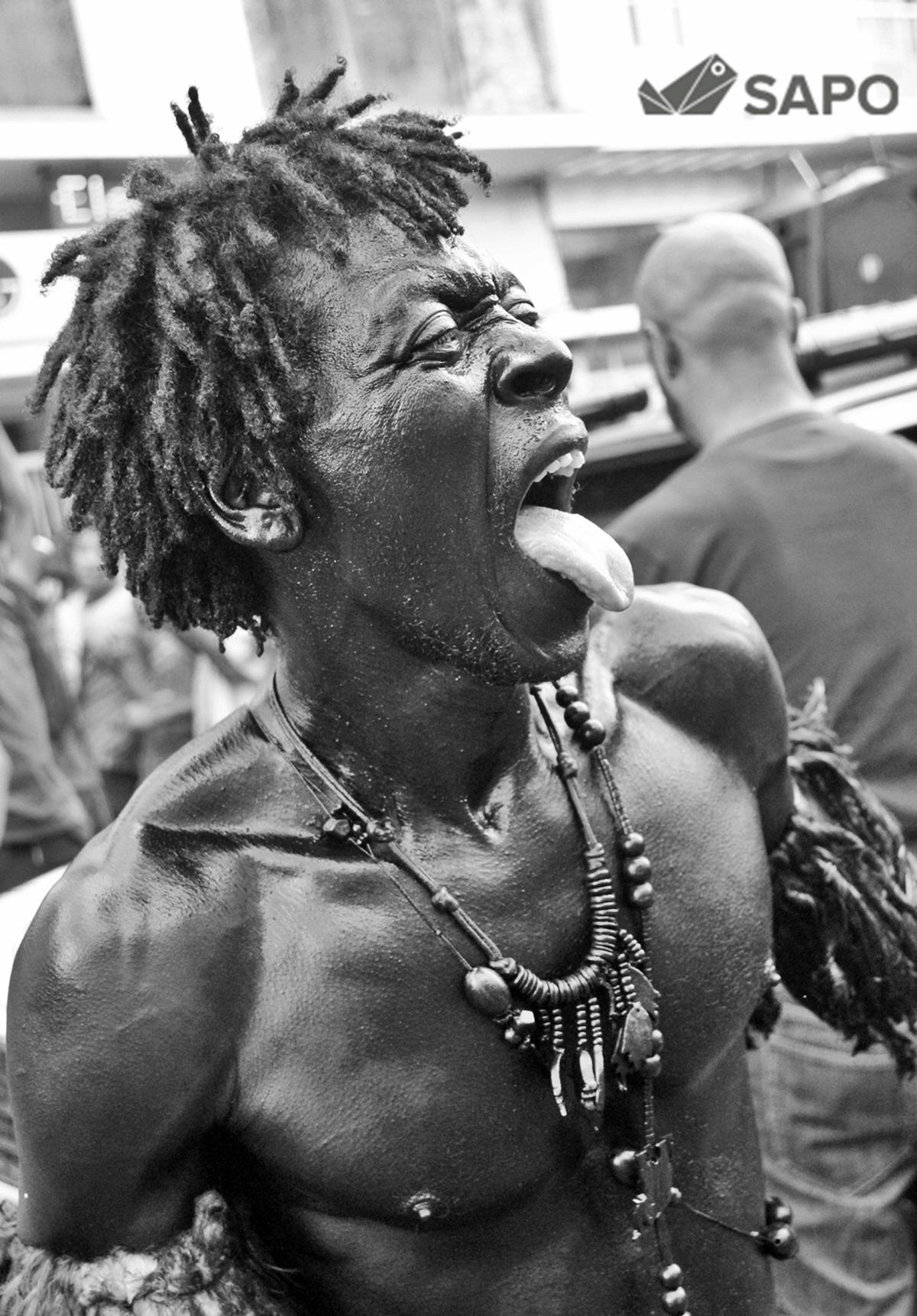 Mandingas de Ribeira Bote | Desfile 2015