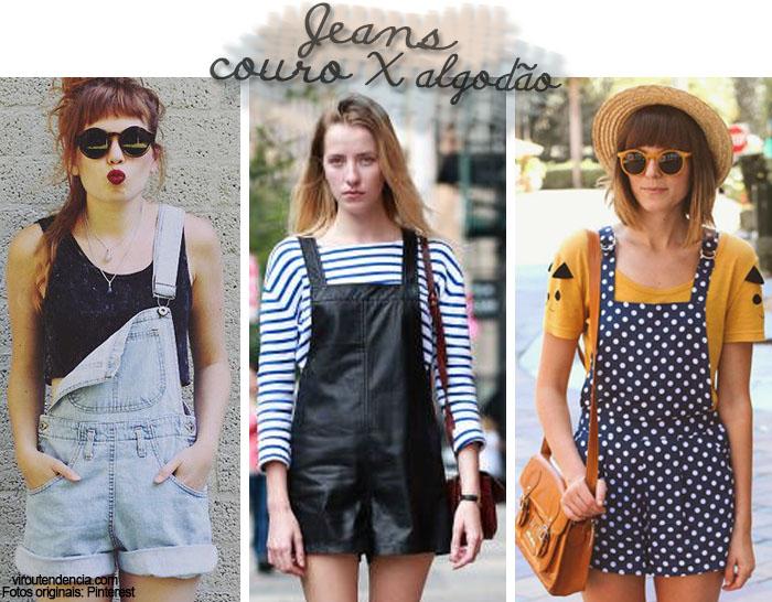 como-usar-jardineira-jeans-couro-e-algodao-tendenc