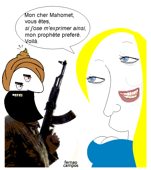 Mahomed-Marine Le Pen