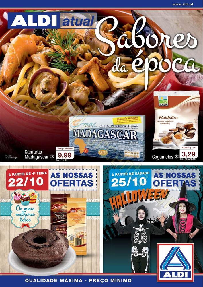 Antevisão folheto ALDI a partir de 22 outubro p1.