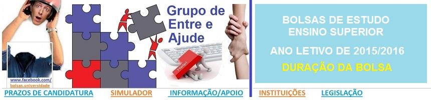 Bolsas de Estudo_Ensino Superior_2015_2016_DURAÇ